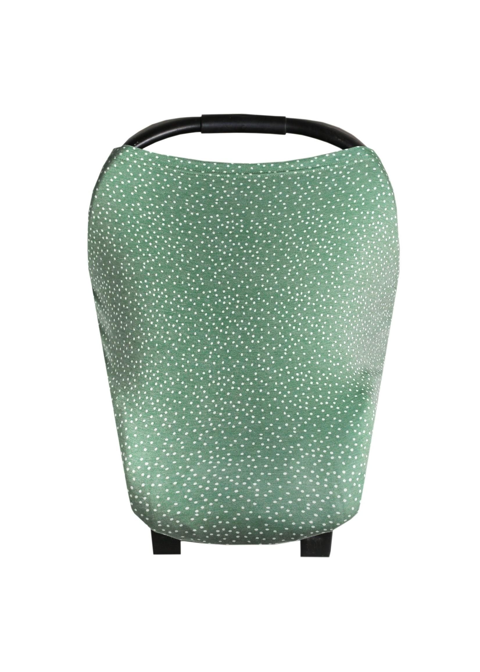 Copper pearl Multi Use Cover - Juniper
