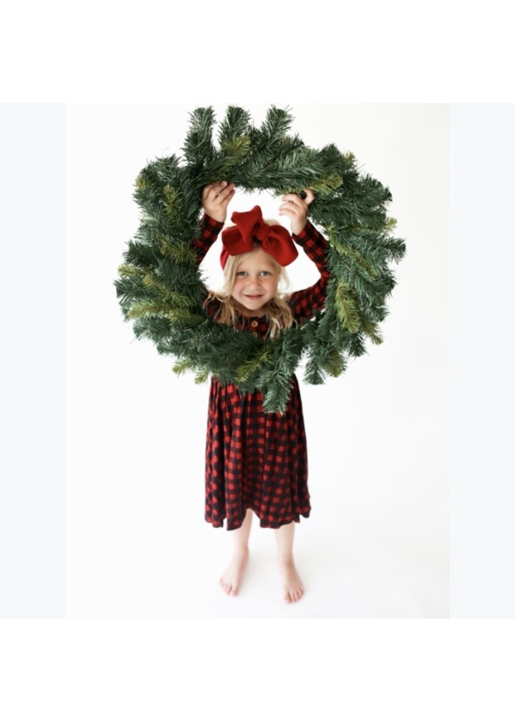 posh peanut Grayson Long Sleeve Twirl Dress 4T