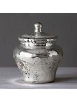 Park Hill Antique Glass Urn