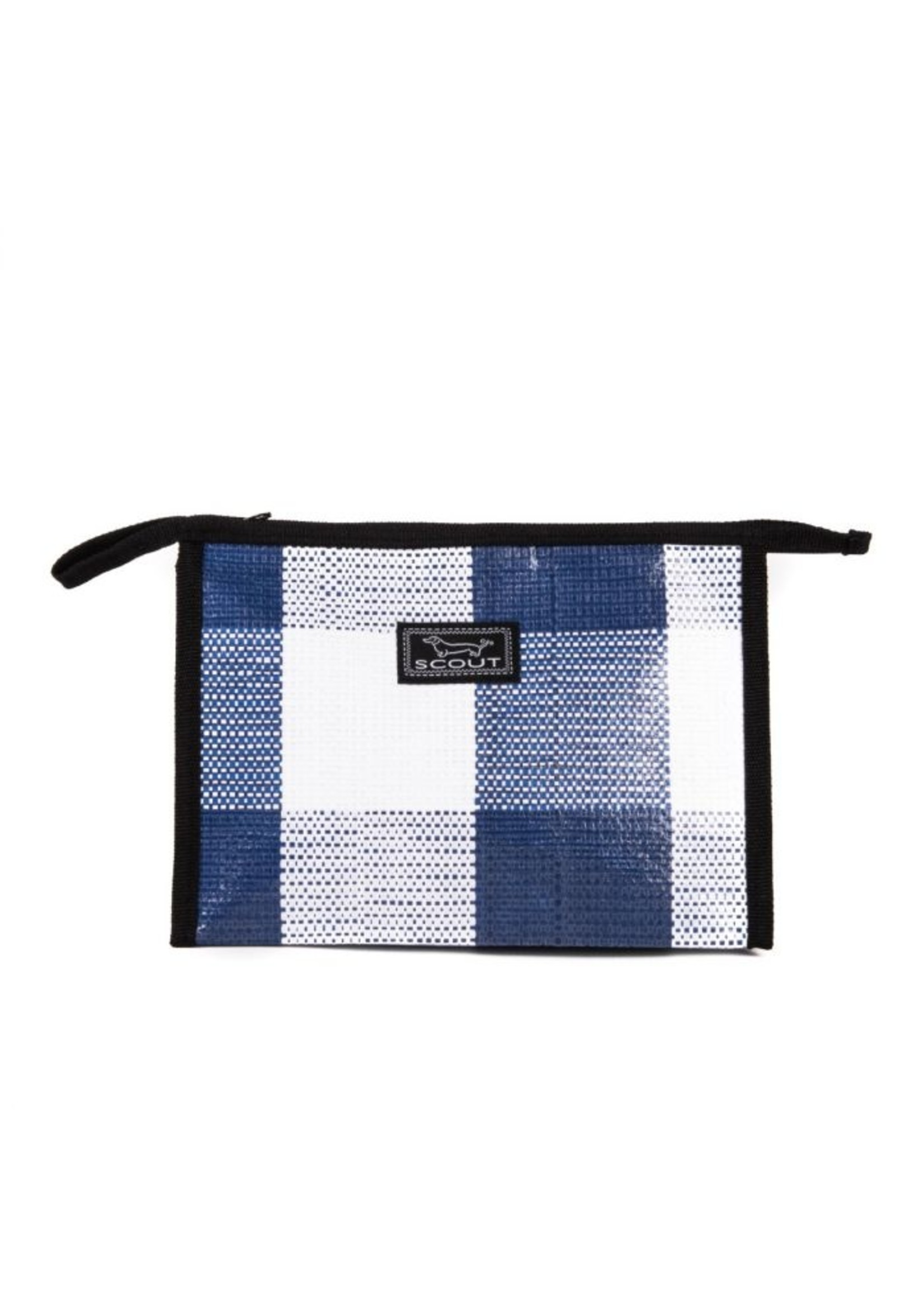 scout by bungalow Scout Audrey Navy Check