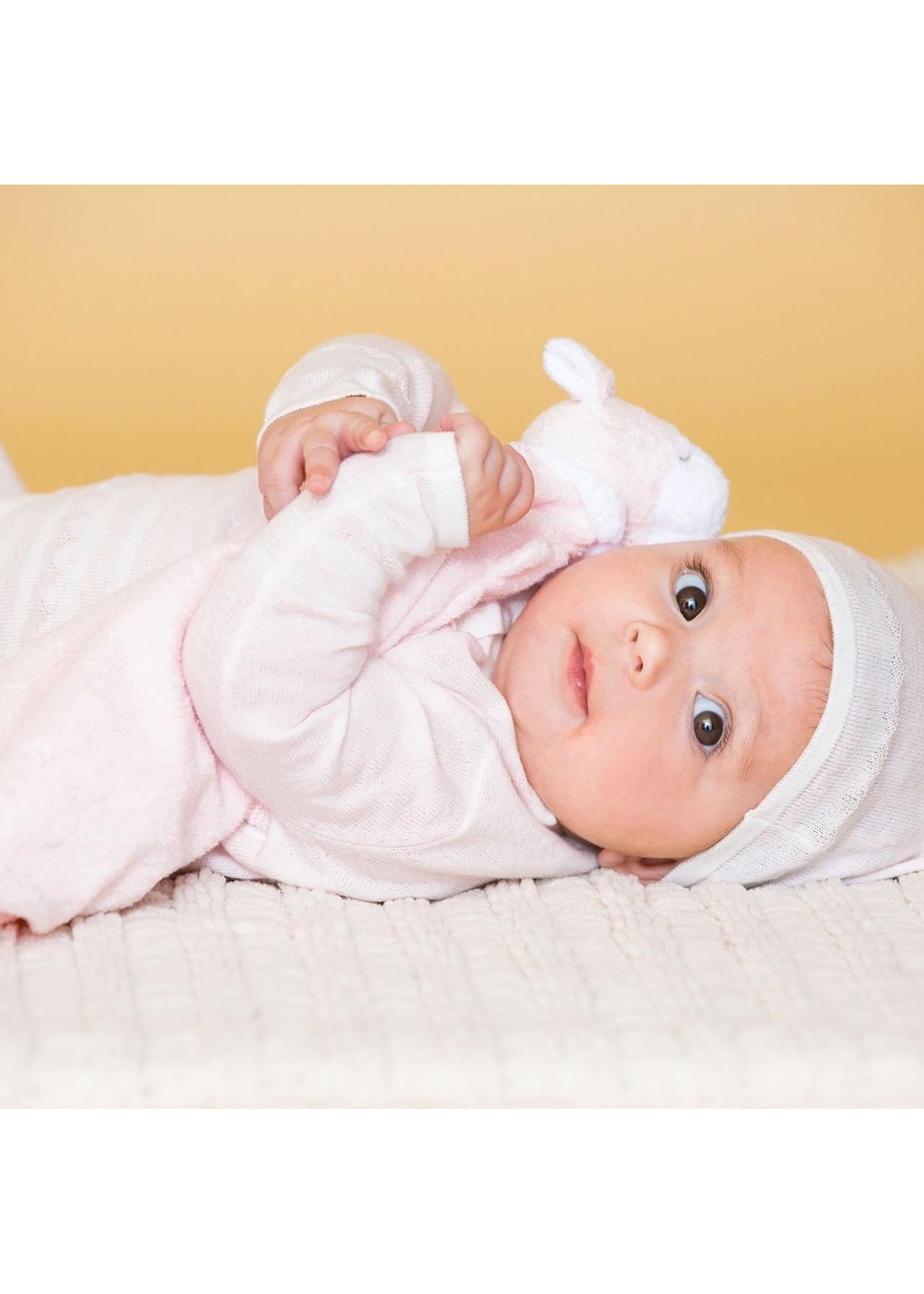 Angel Dear Angel Dear Blankie - Pink Lamb
