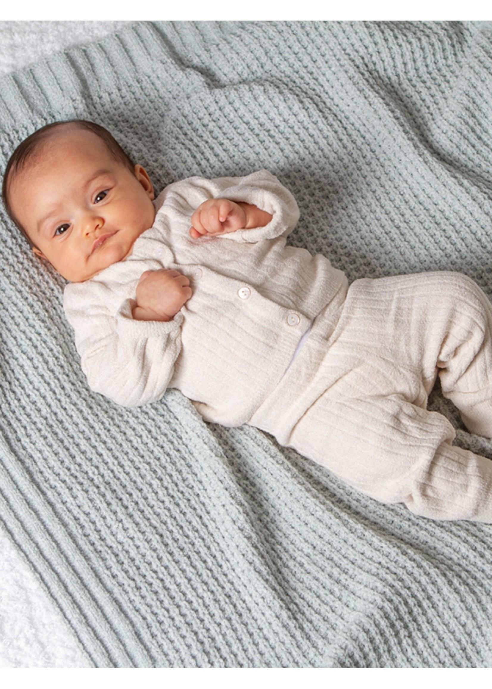Barefoot Dreams Barefoot Dreams Waffle Baby Blanket