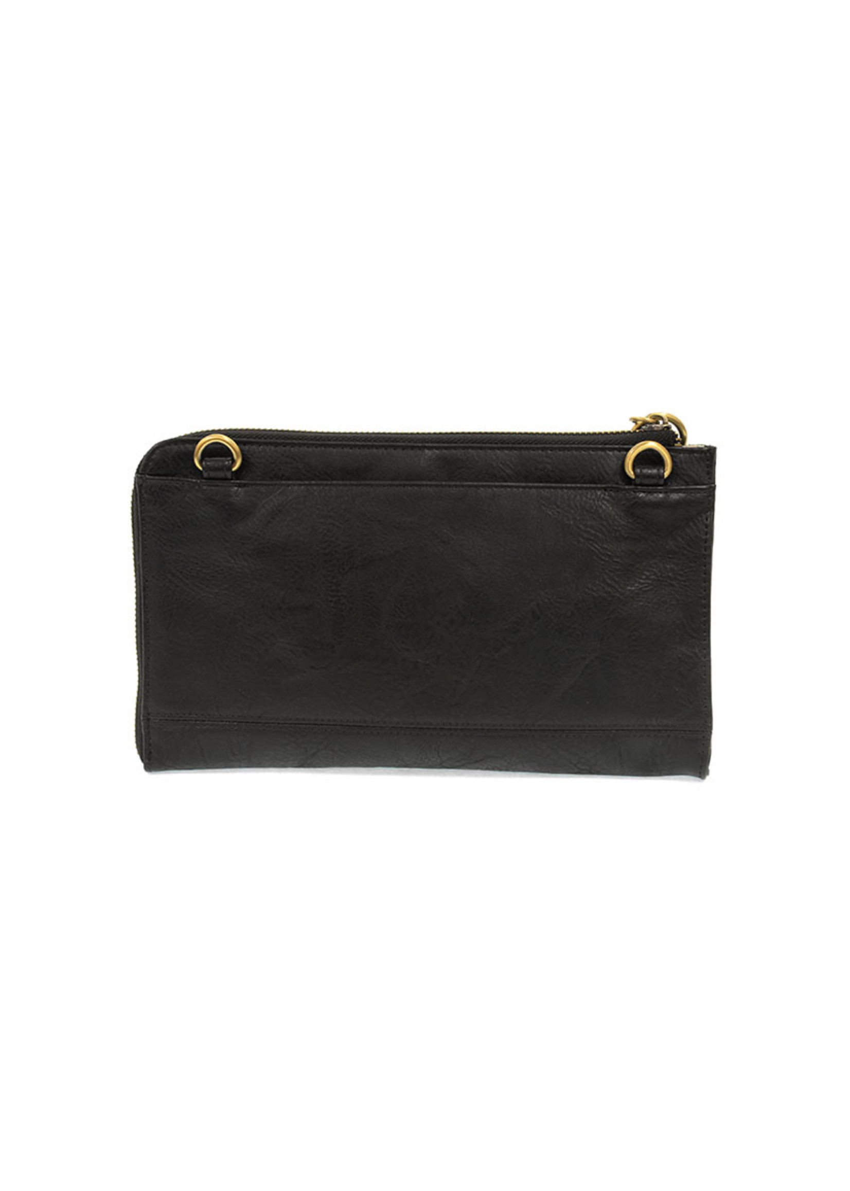 joy susan Karina Convertible Wristlet & Wallet Black