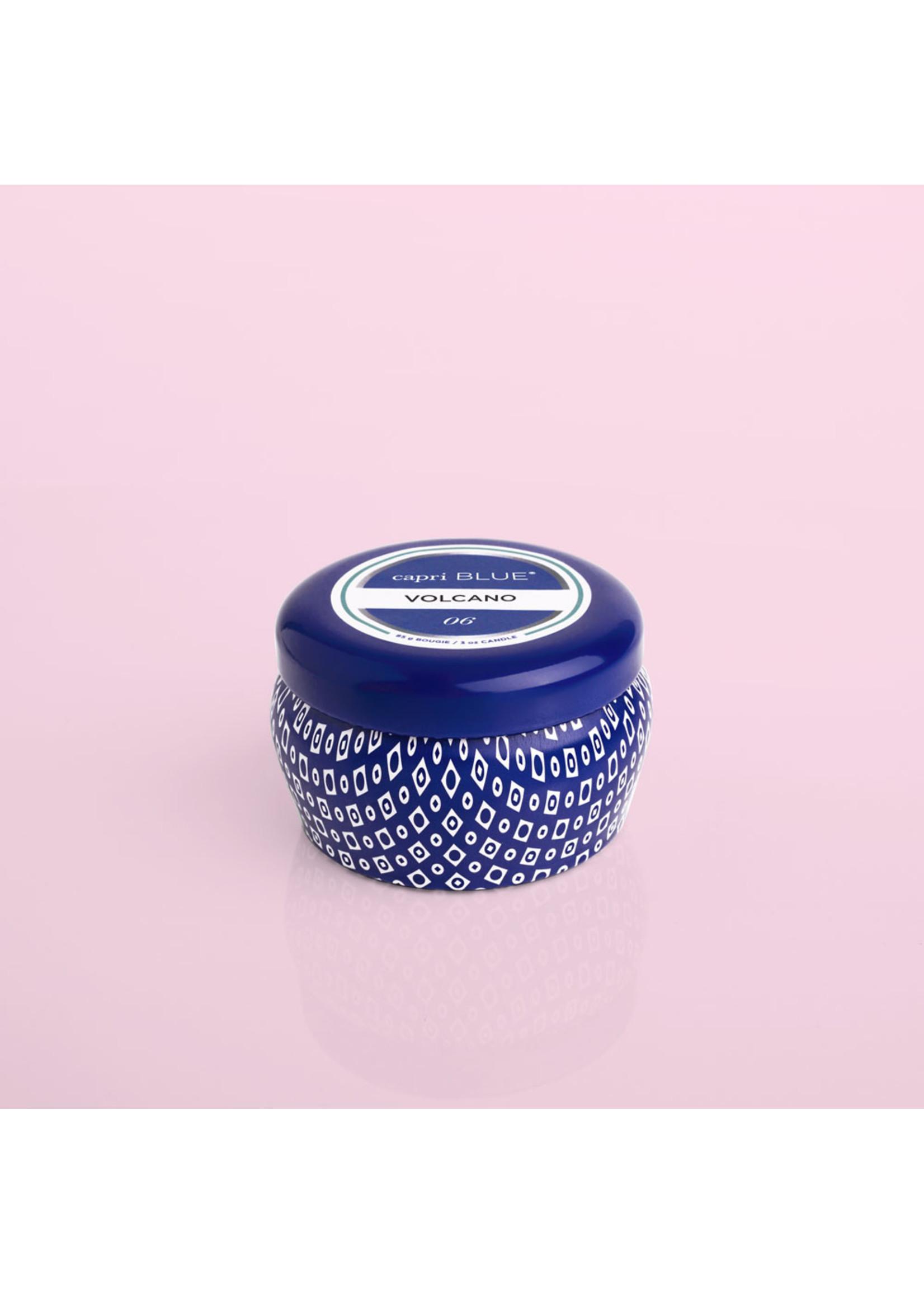 Capri Blue Volcano Blue Mini Tin