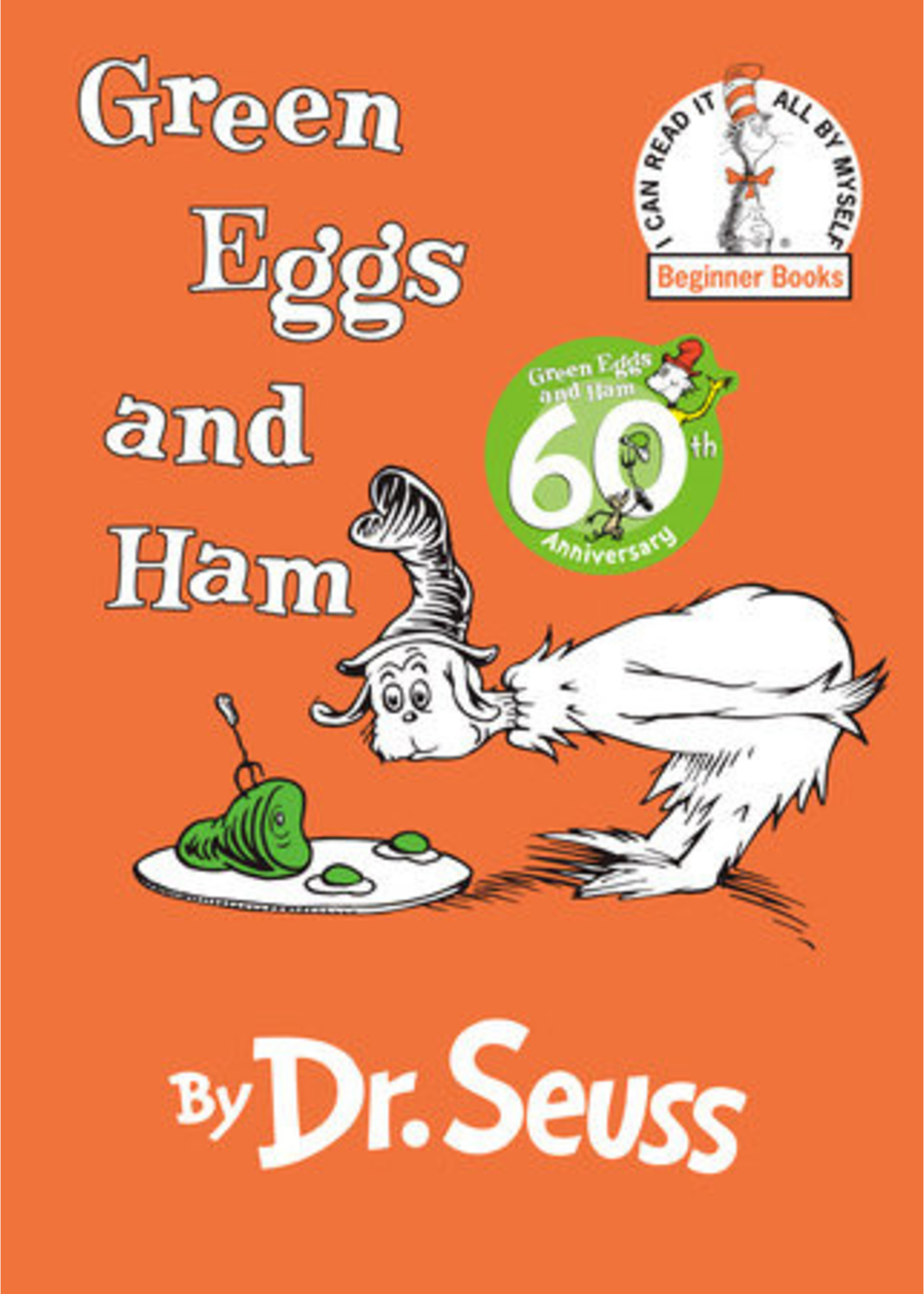 Penguin Dr. Seuss - Green Eggs and Ham