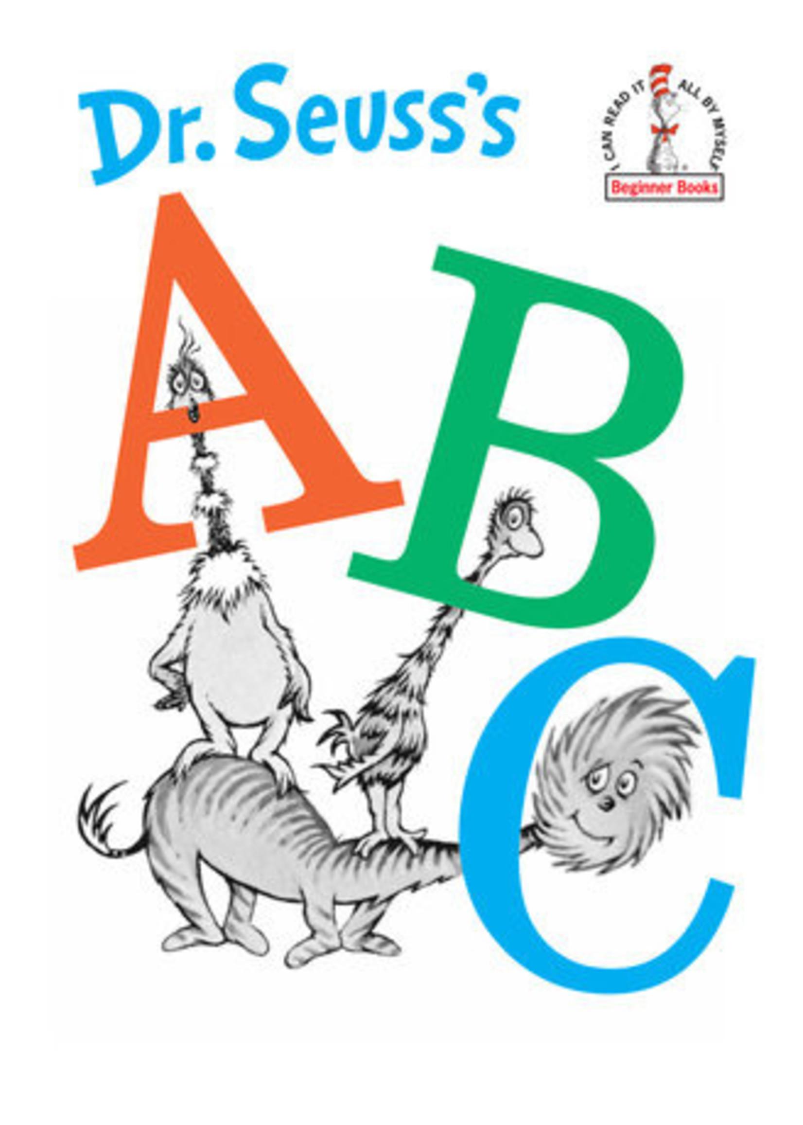 Penguin Dr. Seuss - ABC