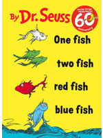 Penguin Dr. Seuss - One Fish Two Fish Red Fish Blue Fish
