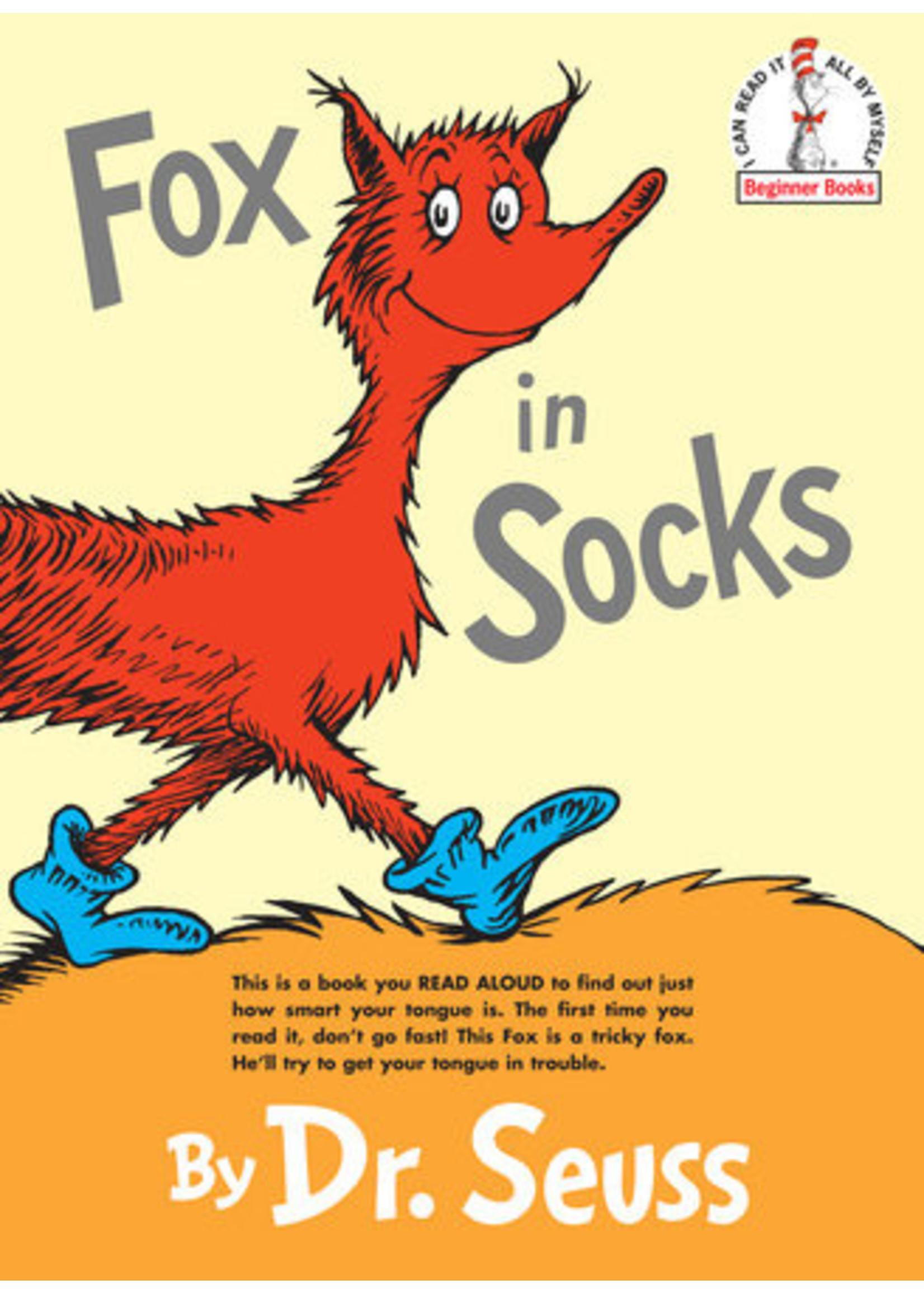 Penguin Dr. Seuss - Fox in Socks