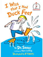 Penguin Dr. Seuss - I Wish that I Had Duck Feet