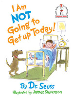 Penguin Dr. Seuss - I Am Not Going to Get Up Today