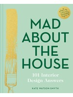Penguin Mad About The House: 101 Interior Design Answer Hardcover