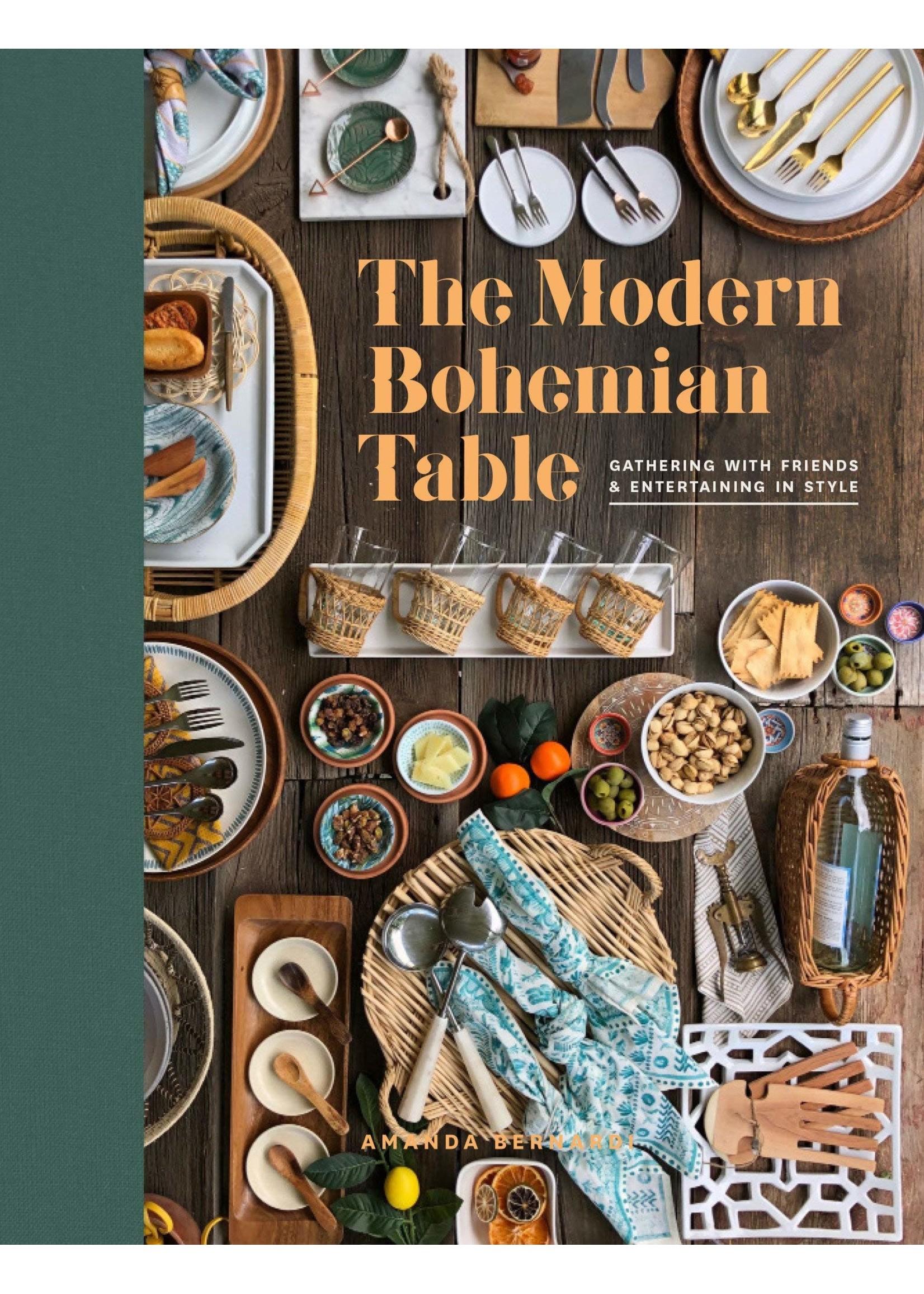 Penguin The Modern Bohemian Table Hardcover