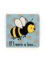 Jellycat If I Were A Bee Board Book