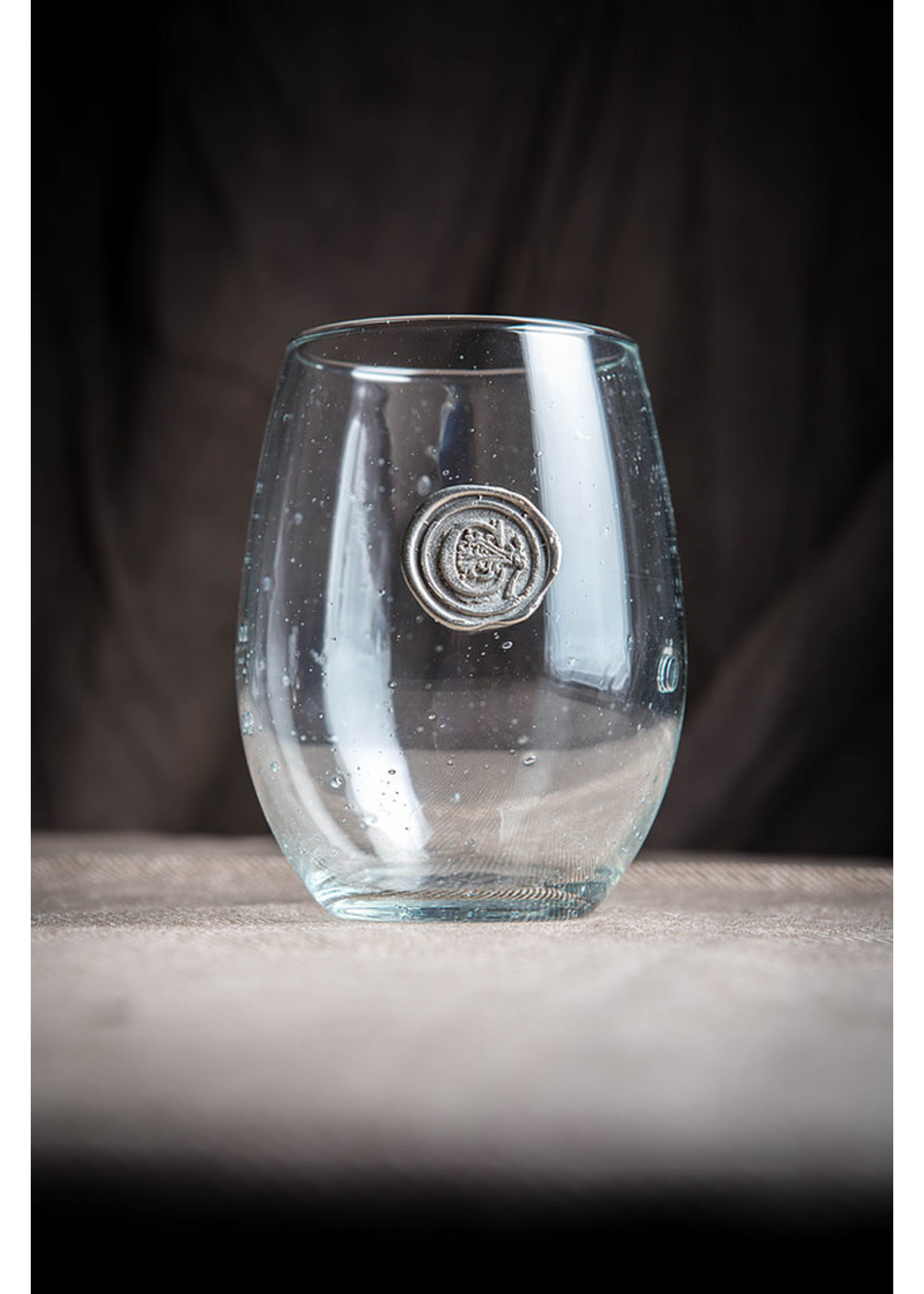 southern jubliee Southern Jubilee Stemless Wine Glass