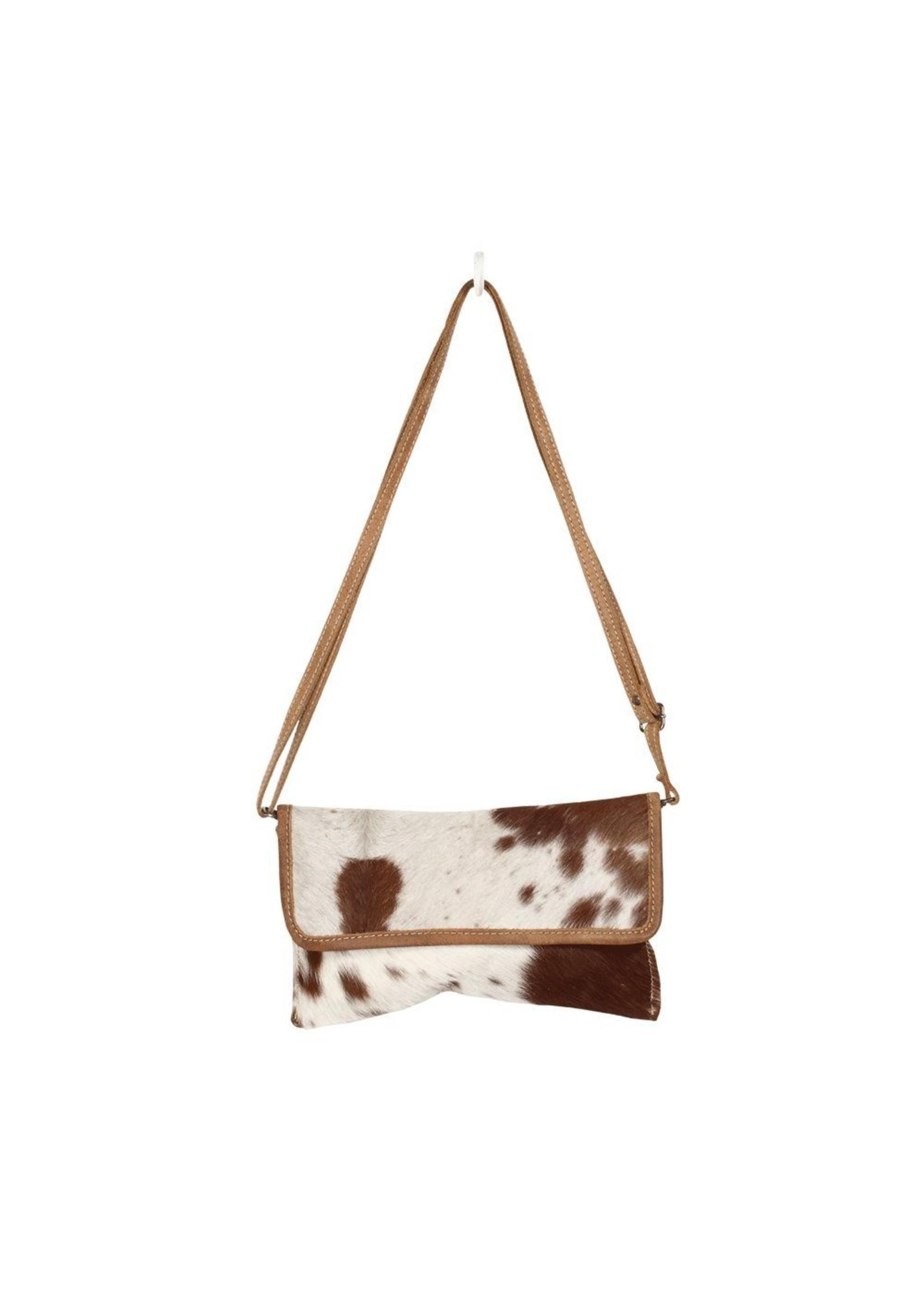 myra bags Marvel Hairon Small Crossbody Bag