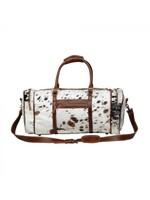 myra bags Amore Hairon Duffle Bag