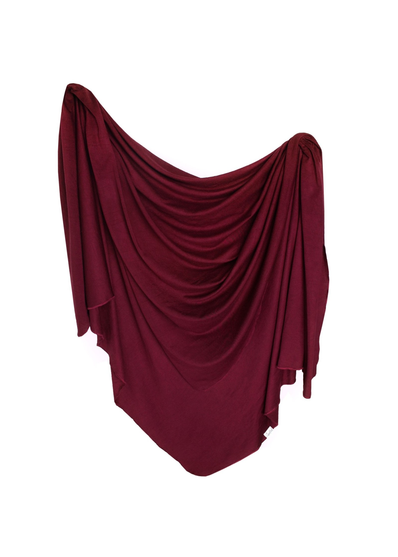 Copper pearl Swaddle Blanket - Ruby
