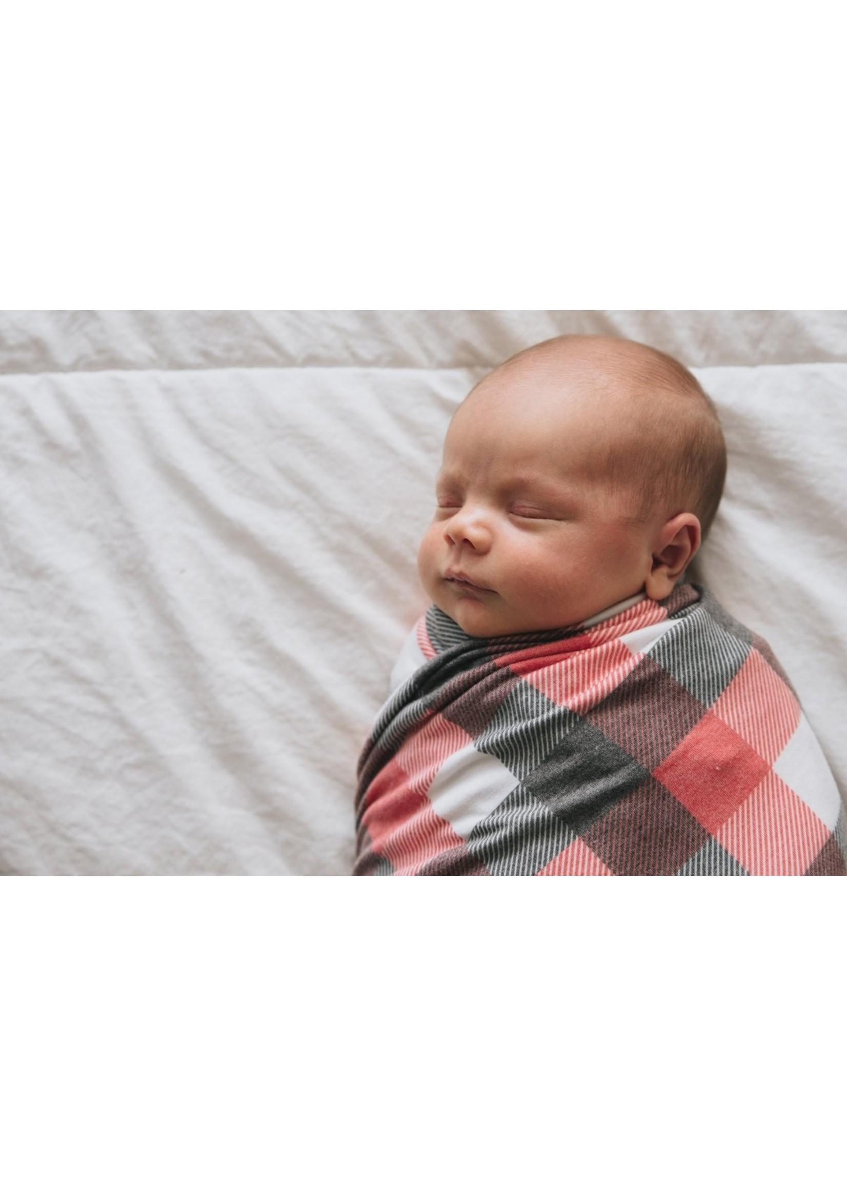 Copper pearl Swaddle Blanket - Jack