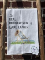 southern sisters Linen Towel Real Housewives of Lake Lanier