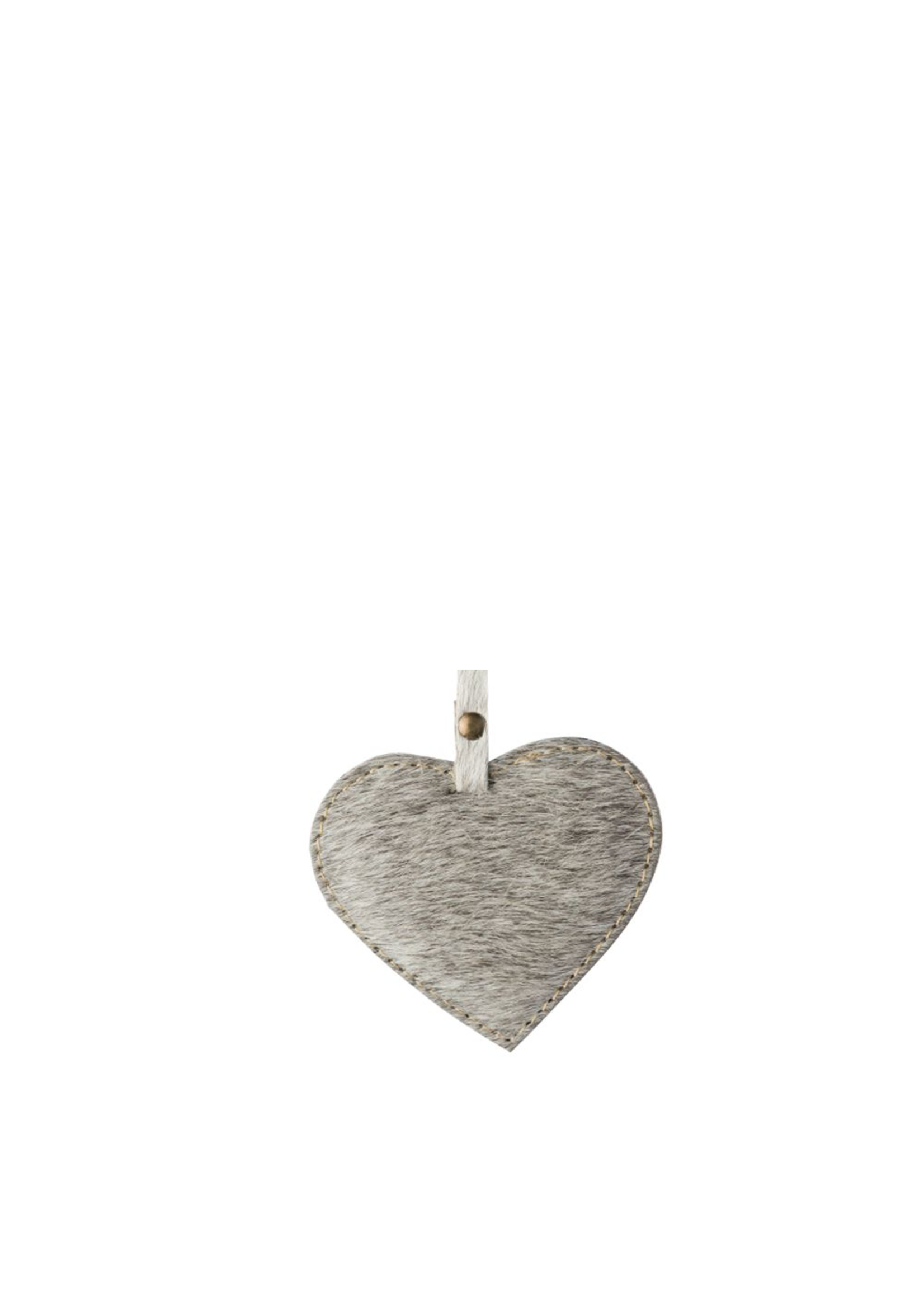 myra bags Heart Hairon Key Chain