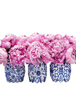 Lucy Grymes Chinoiserie Vase Wrap