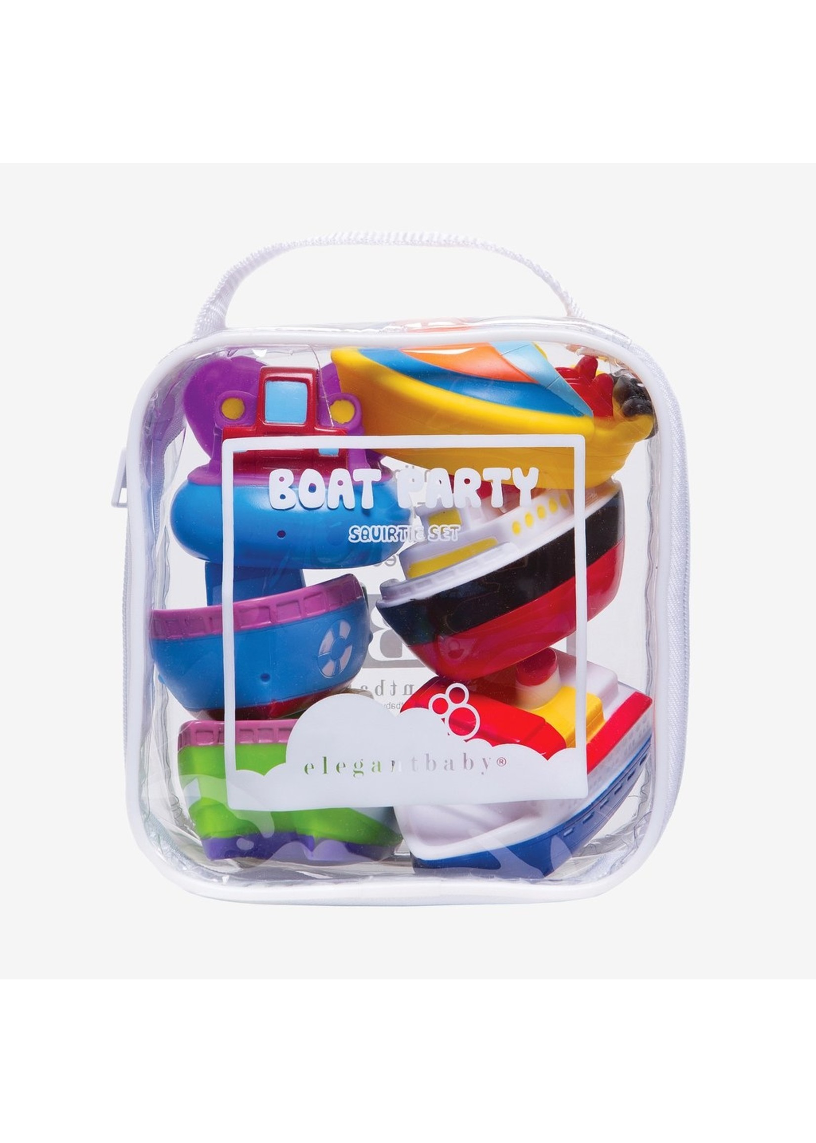 Elegant Baby Squirties - Boat Party