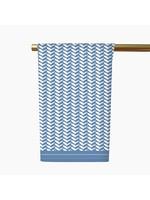 Honey and Hank Florida Herringbone Tea Towel