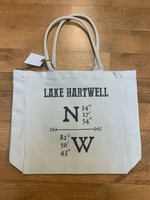 southern sisters Lake Hartwell Longitude Tote