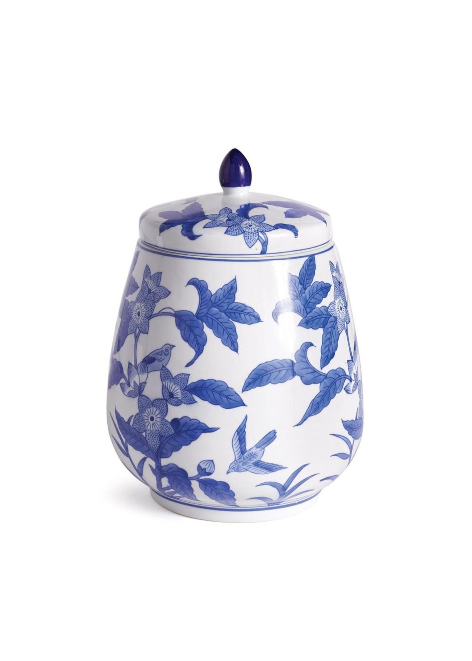 Napa Home BB Dynasty Bell Lidded Jar