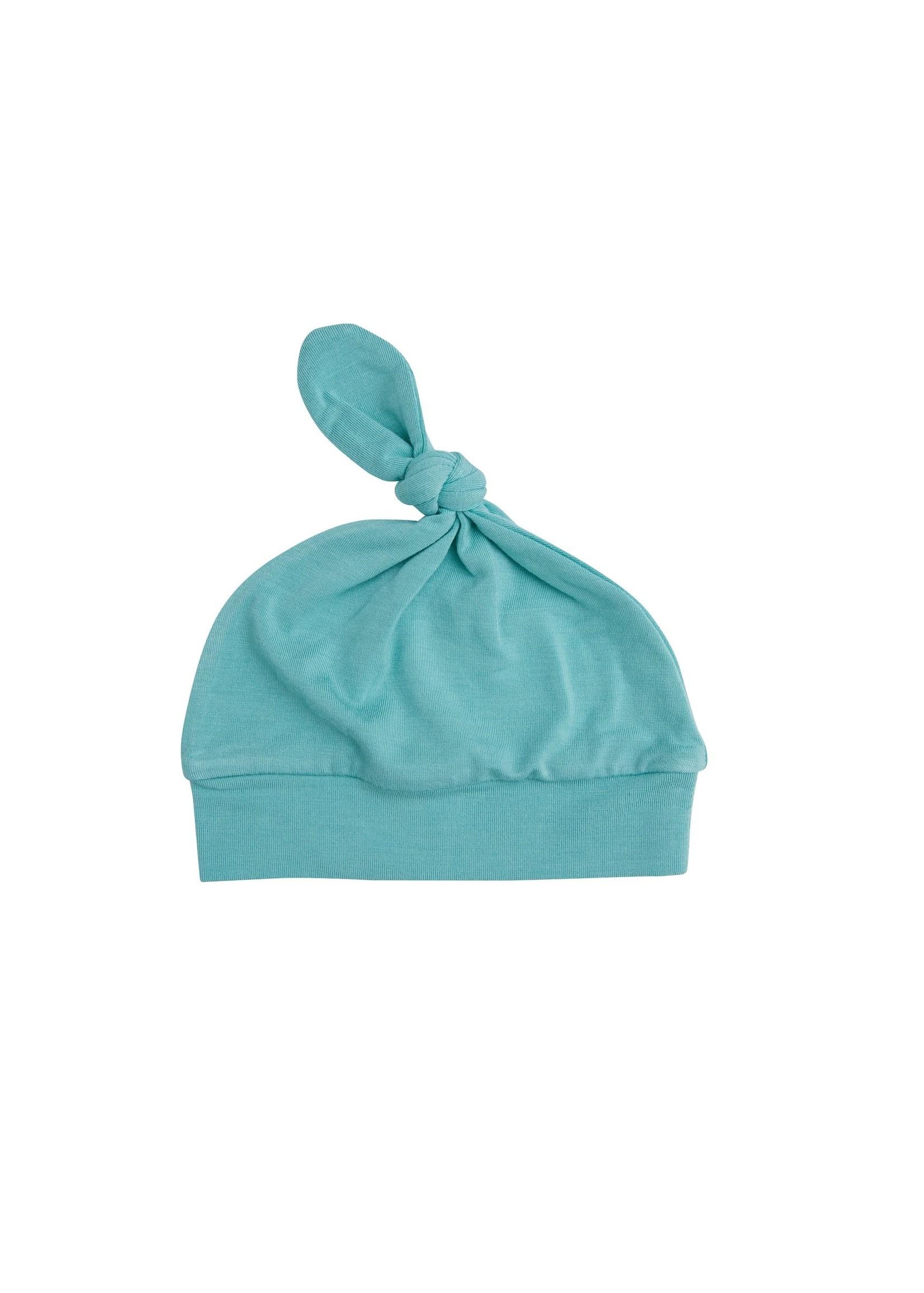 Angel Dear Modern Basics Knotted Hat Jade