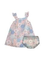 Angel Dear Vintage Patchwork Sundress (Toddler)