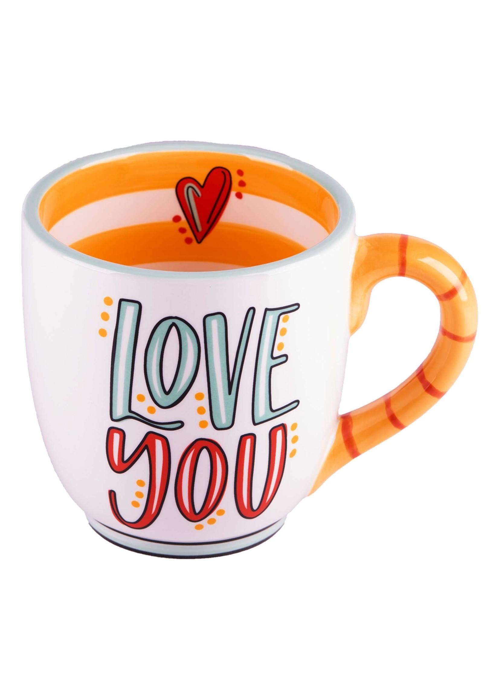 Glory Haus Love You More Mug