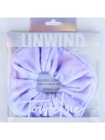 Hotline Hair Ties Tie Dye Microfiber Scrunchie