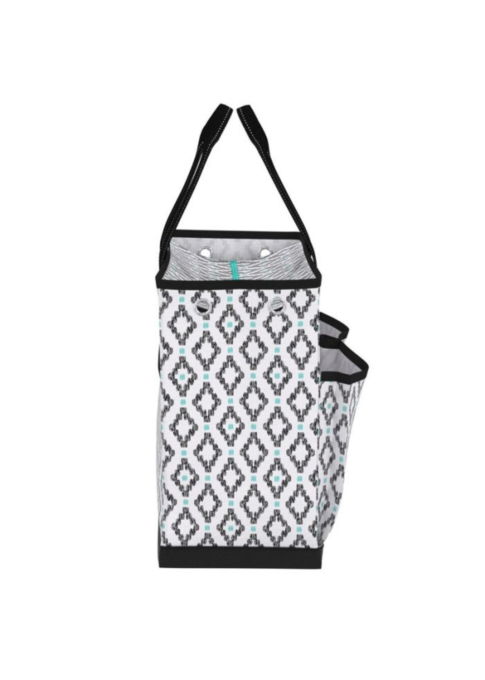 scout by bungalow Scout The BJ Bag Teal Diamond