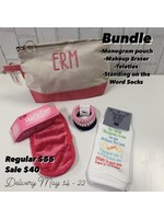 CB Station IOW Pink Pouch Bundle