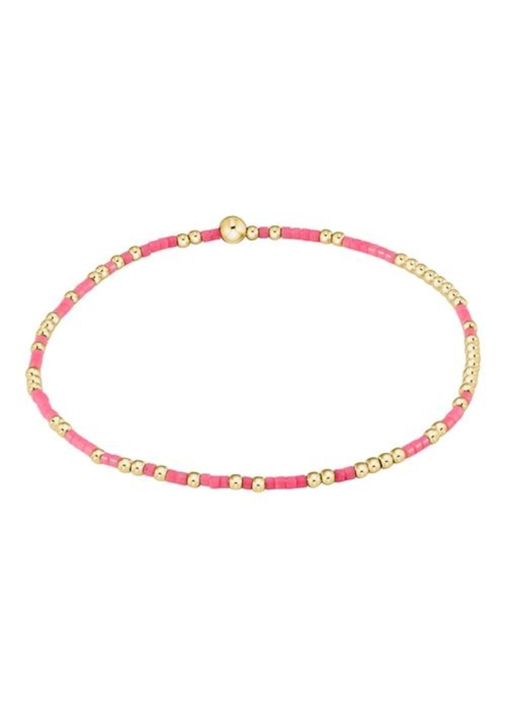 enewton Hope Unwritten Bracelet - Pink