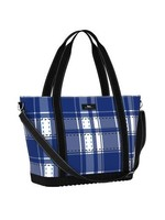 scout by bungalow Scout Cools Gold Tartan Sheen