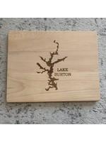 birch and boulder Lake Burton Wood Board