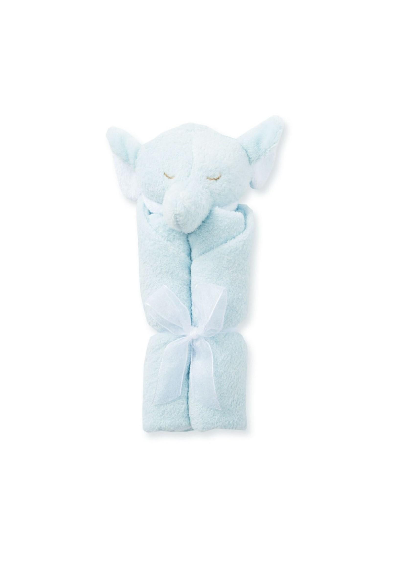 Angel Dear Angel Dear Blankie - Blue Elephant
