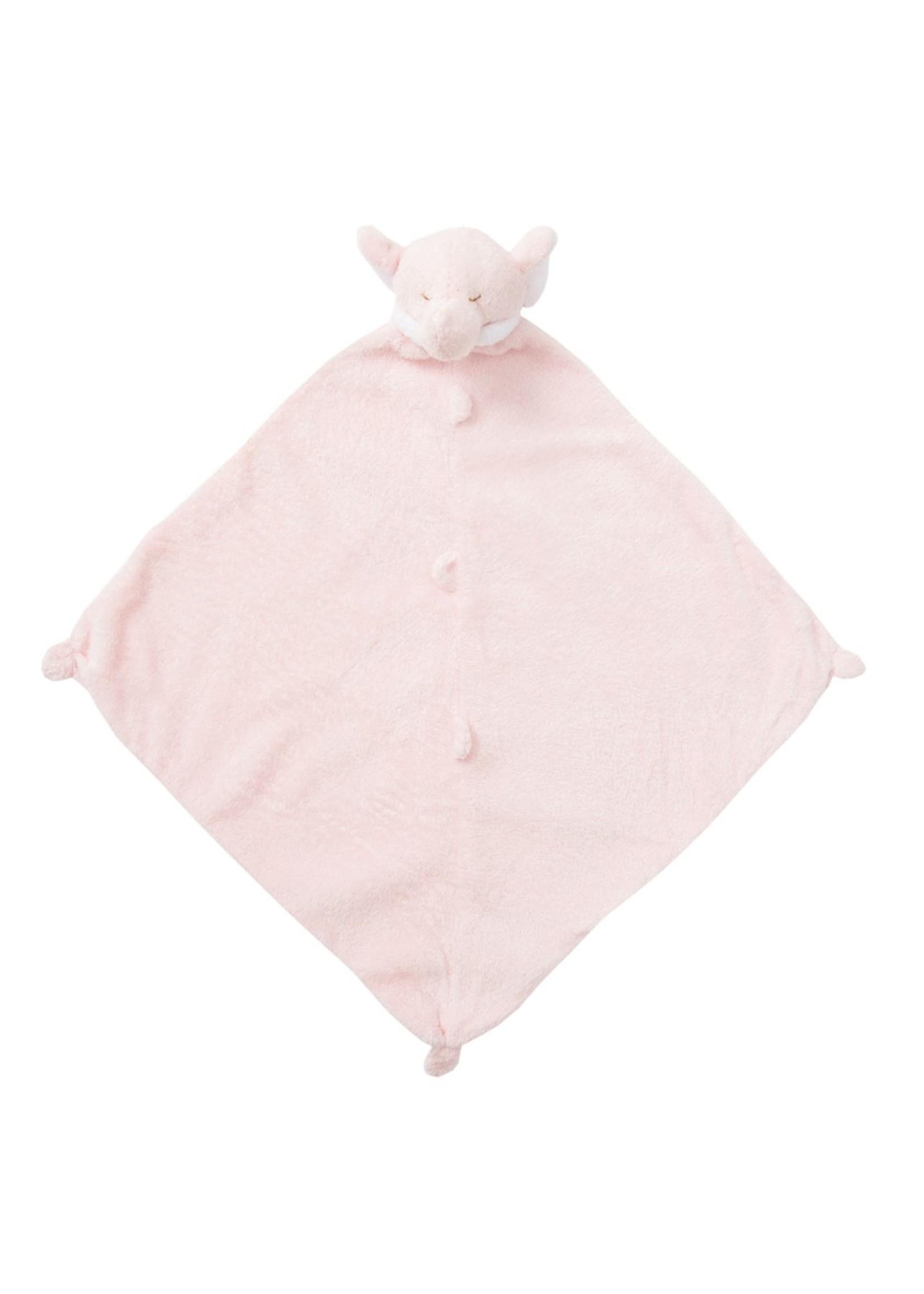 Angel Dear Angel Dear Blankie - Pink Elephant