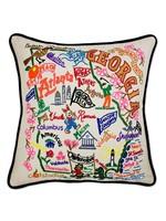 Catstudio Catstudio State of Georgia Pillow
