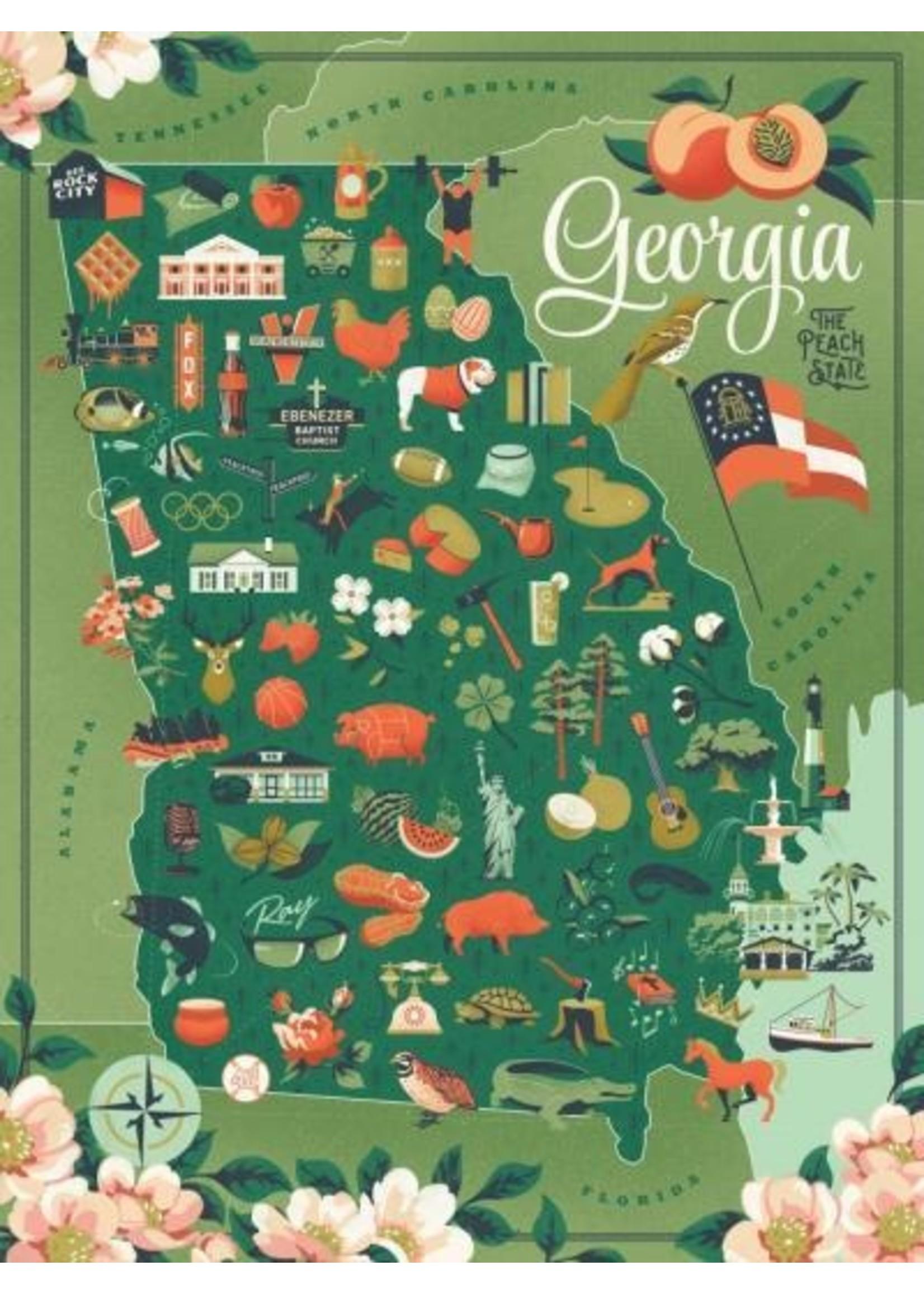 True South True South Puzzles Georgia