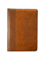 christian arts For I Know The Plans Faux Leather Journal