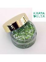 Kizmet Cosmetics Face Glitter - Kappa Delta