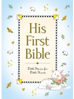 HarperCollins Publishing His First Bible