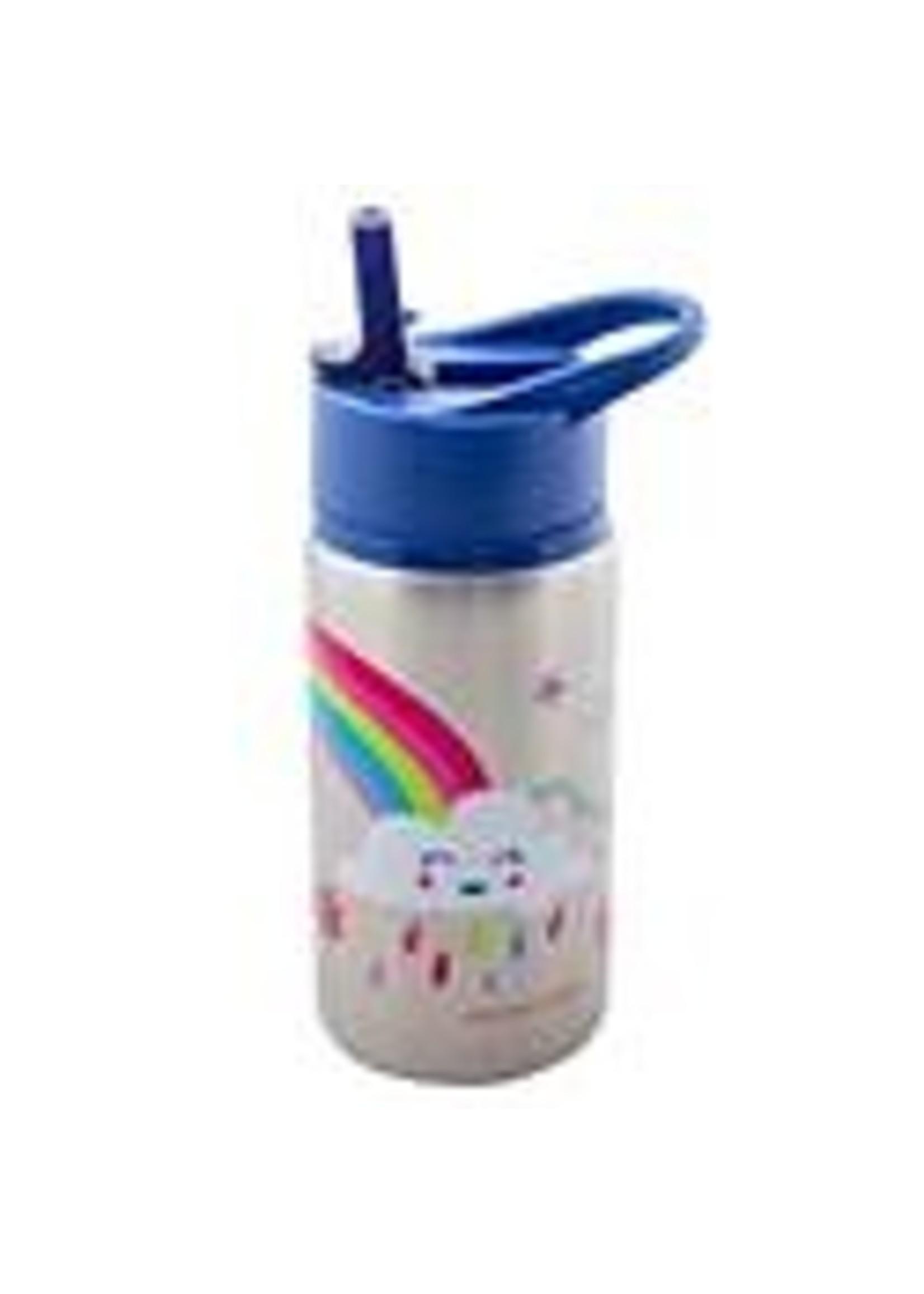 stephen joseph Stainless Steel Water Bottle - Rainbow