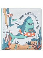 stephen joseph Bath Book - Shark