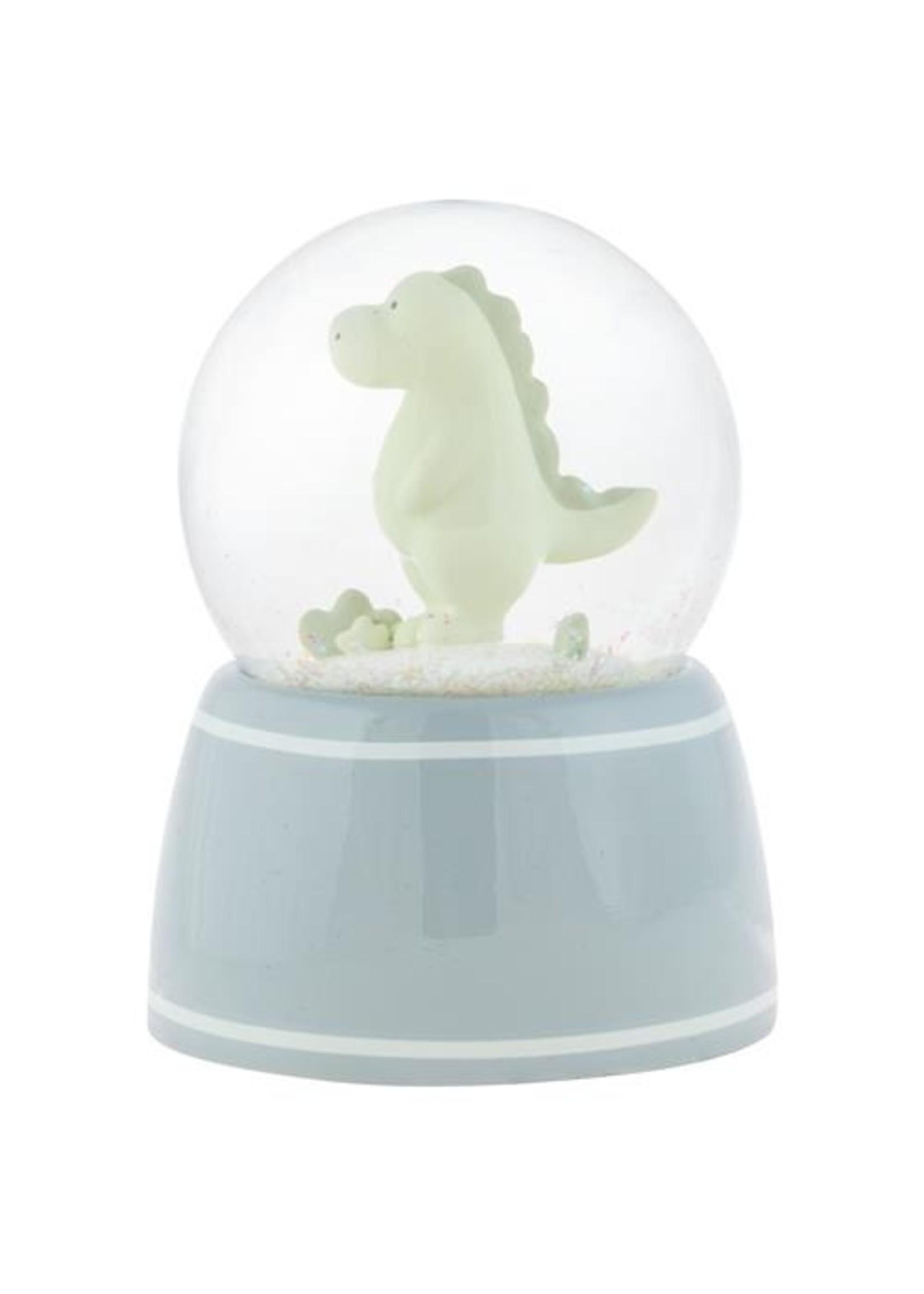 stephen joseph Snow Globe - Dino