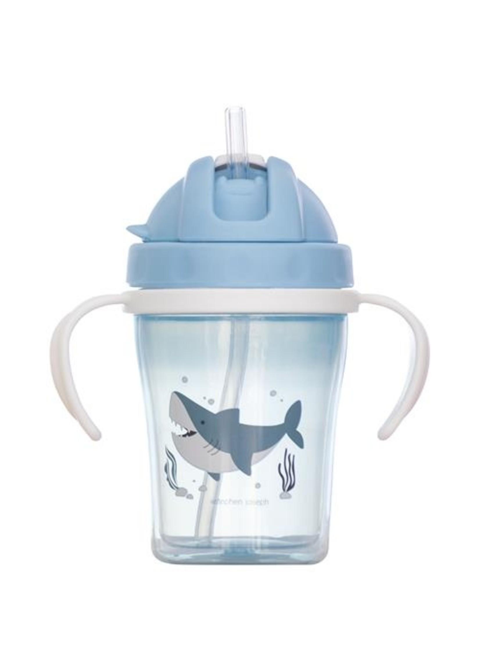 stephen joseph Straw Cup - Shark