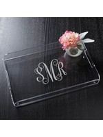 huang Acrylic Personalized Acrylic Rectangle Tray